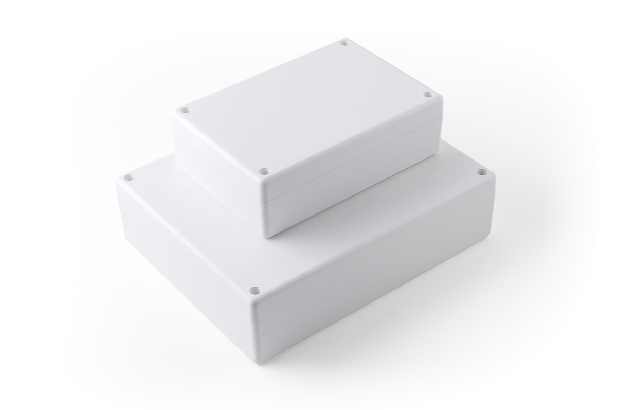 AB77W - AB Series Adaptable ABS Plastic Enclosures