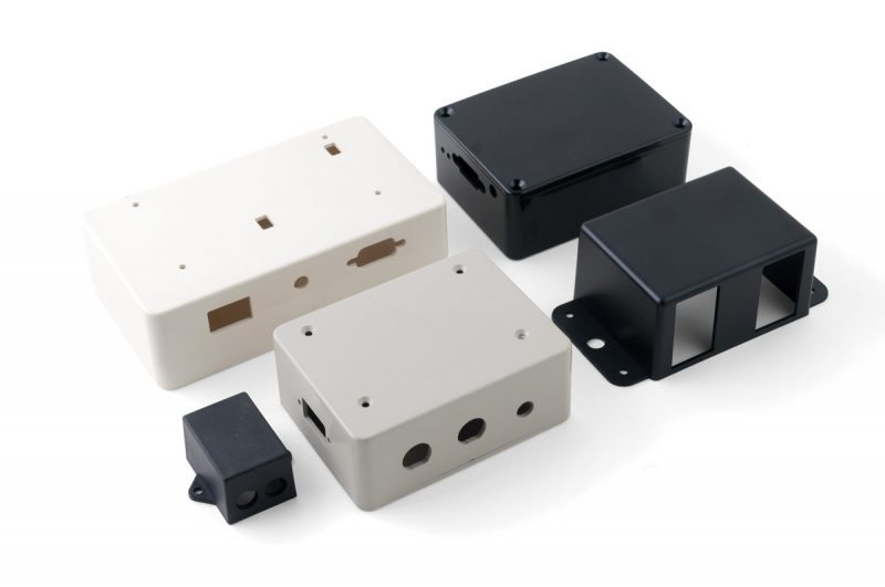 Evatron Enclosures Customisation Services