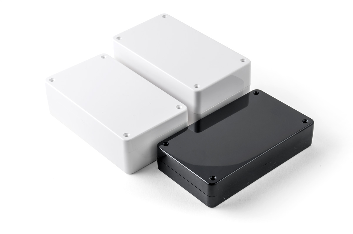 BM11W - BM Series Two Part ABS Plastic Enclosures