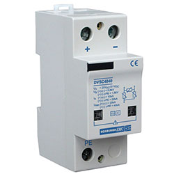 Class C - DC Power Protection