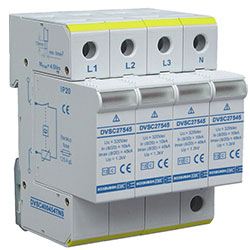 Class C - Low Voltage Power Supply Protection