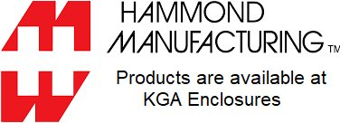 Hammond Manufacturing Rack Systems Product Range
