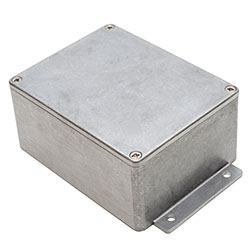 Deltron Enclosures - IP54 Flanged Series Enclosures