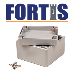 Deltron Enclosures - IP68 Fortis Series Enclosures