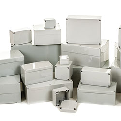 477-201207A-66 - IP66 Series Polycarbonate Enclosures