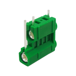 572-0400 - 4mm 90deg PCB Mounted Insulated Socket - Double