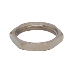 650-0300-3 - 3 Pin DIN Chassis Socket Nut