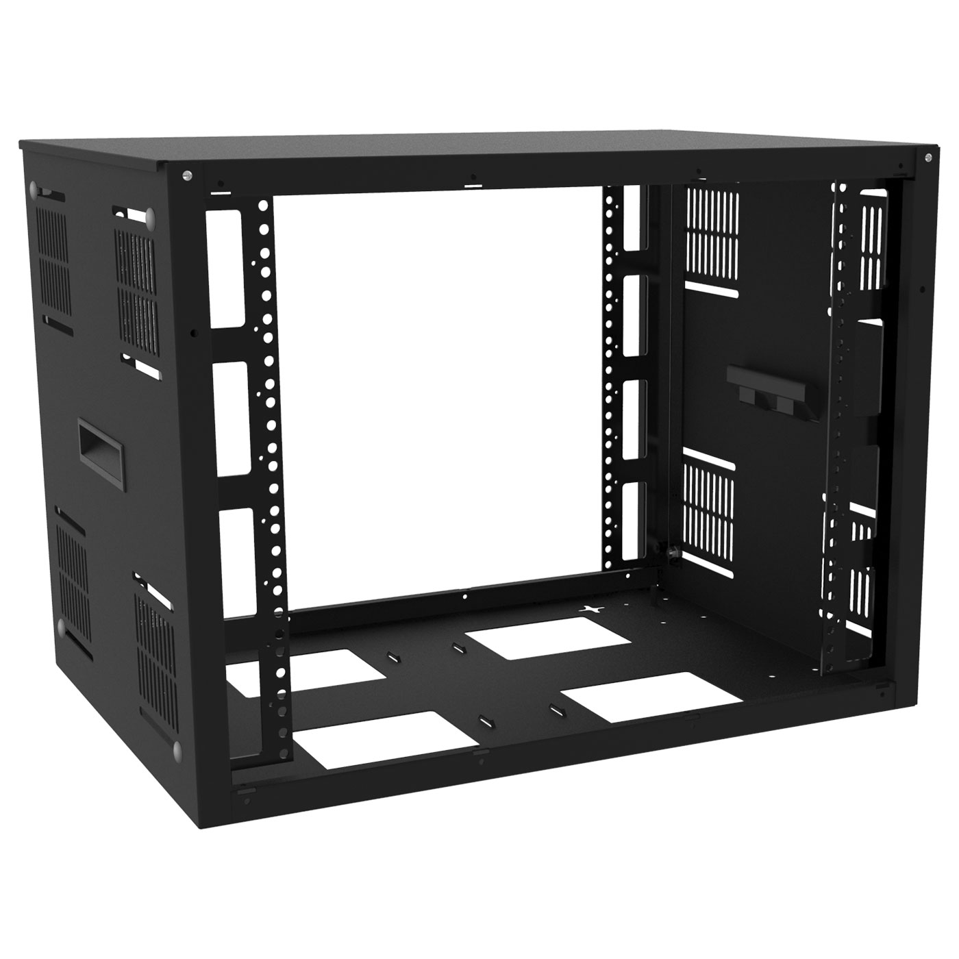 SDC246U36BK - SDC Series Multi-Use Wall Mount or Freestanding Rack