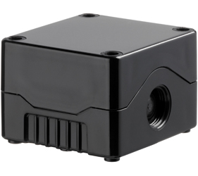 DE01S-A-BB-0 - Control Station Enclosure Without Hole and a Standard Base