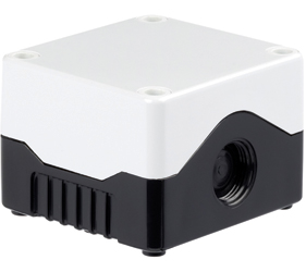 DE01S-A-GB-0 - Control Station Enclosure Without Hole and a Standard Base