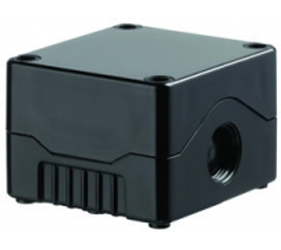 DE01S-P-BB-0 - Control Station Enclosure Without Hole and a Standard Base