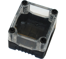 DE01S-P-TB-0 - Control Station Enclosure Without Hole and a Standard Base