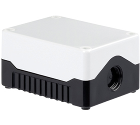 DE02S-A-GB-0 - Control Station Enclosure Without Hole and a Standard Base