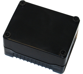 DE02S-P-BB-0 - Control Station Enclosure Without Hole and a Standard Base