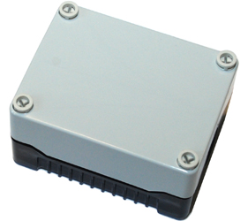 DE02S-P-GB-0 - Control Station Enclosure Without Hole and a Standard Base