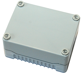 DE02S-P-GG-0 - Control Station Enclosure Without Hole and a Standard Base