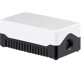 DE03S-A-GB-0 - Control Station Enclosure Without Hole and a Standard Base