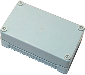 DE03S-P-GG-0 - Control Station Enclosure Without Hole and a Standard Base