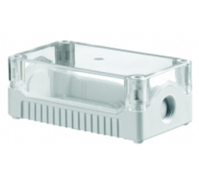 DE03S-P-TG-0 - Control Station Enclosure Without Hole and a Standard Base