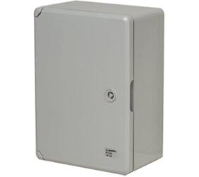 DED001 - DED Door Enclosure with a Solid Door and 1 Lock