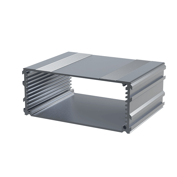 B3-220BL - Series 3 Extruded Aluminium Enclosures