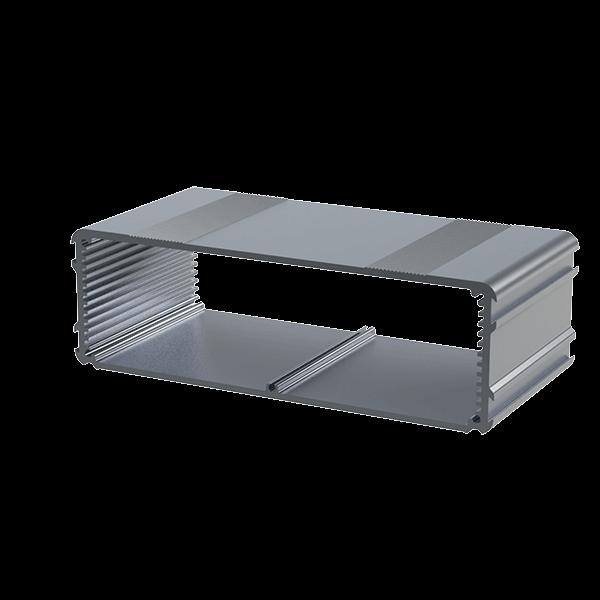 B4-220BK - Series 4 Extruded Aluminium Enclosures