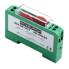 DVS240 - DIN Rail Voltage Suppressor 240 Volts