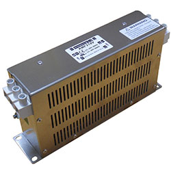 KMF318V - Three Phase Mains Filter - High Voltage High Performance 18 Amps