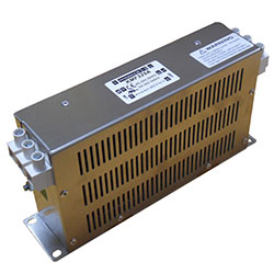 KMF325A - Three Phase Mains Filter - High Performance 25 Amps
