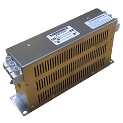 KMF325V - Three Phase Mains Filter - High Voltage High Performance 25 Amps
