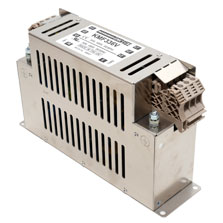 KMF336V - Three Phase Mains Filter - High Voltage High Performance 36 Amps