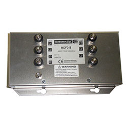 MDF318 - Three Phase Motor Drive Filter - High Performance 18 Amps