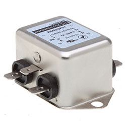 RES20F01 - Chassis Mounted Filter, High Differential Mode 1 Amp