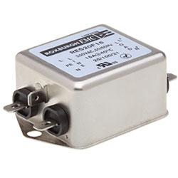 RES20F16 - Chassis Mounted Filter, High Differential Mode 16 Amp