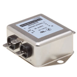 RES30F03 - Chassis Mounted Filter, High Differential Mode and High Performance 3 Amp