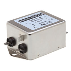 RES30F16 - Chassis Mounted Filter, High Differential Mode and High Performance 16 Amp