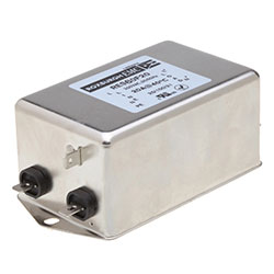 RES60F20 - Chassis Mounted Filter, Multi Stage, High Differential and High Common Mode 20 Amp