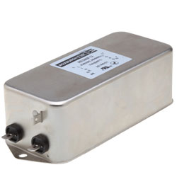 RES80F12 - Chassis Mounted Filter Multi Stage High Differential and High Common Mode 12 Amp