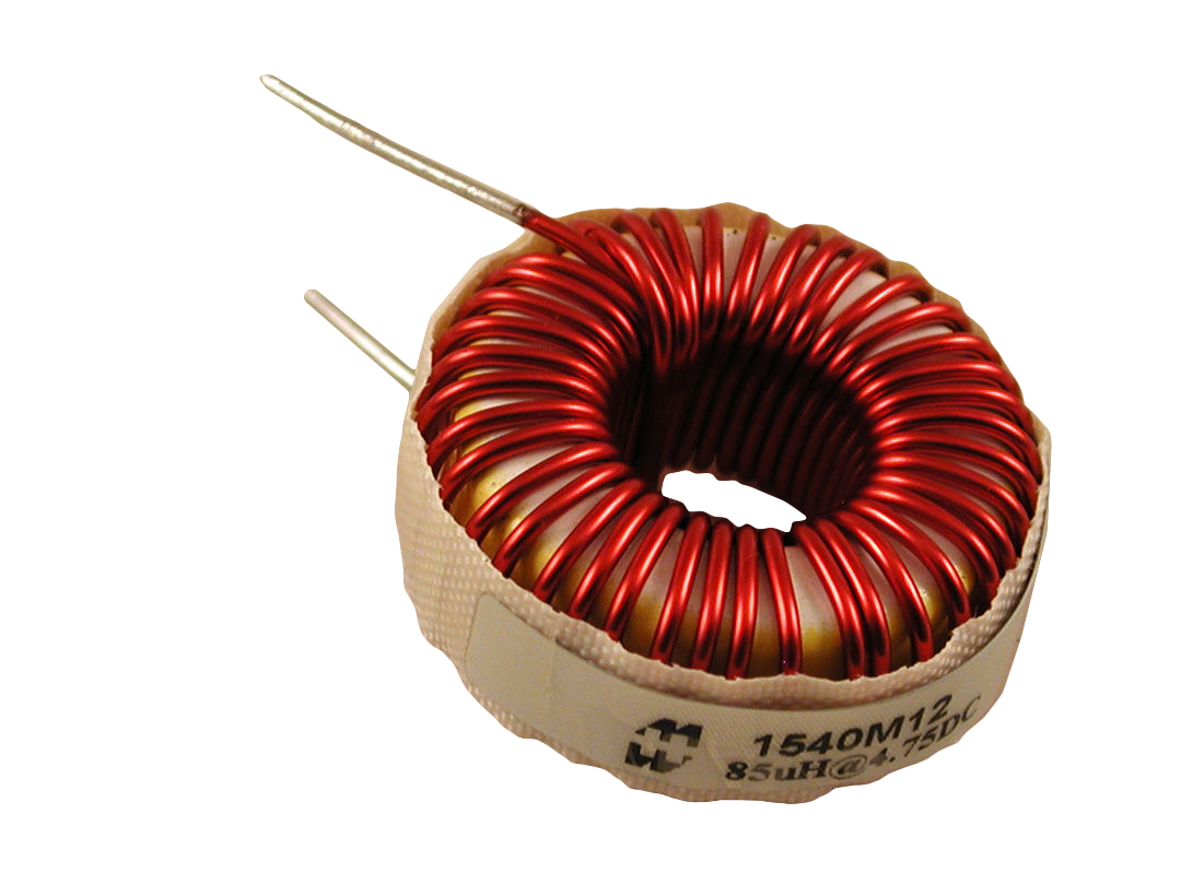 1540M07 - 1540 Series High Current Toroid Inductors