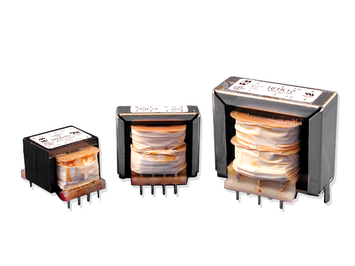 160-161 Series Transformers - Hammond Manufacturing Transformers