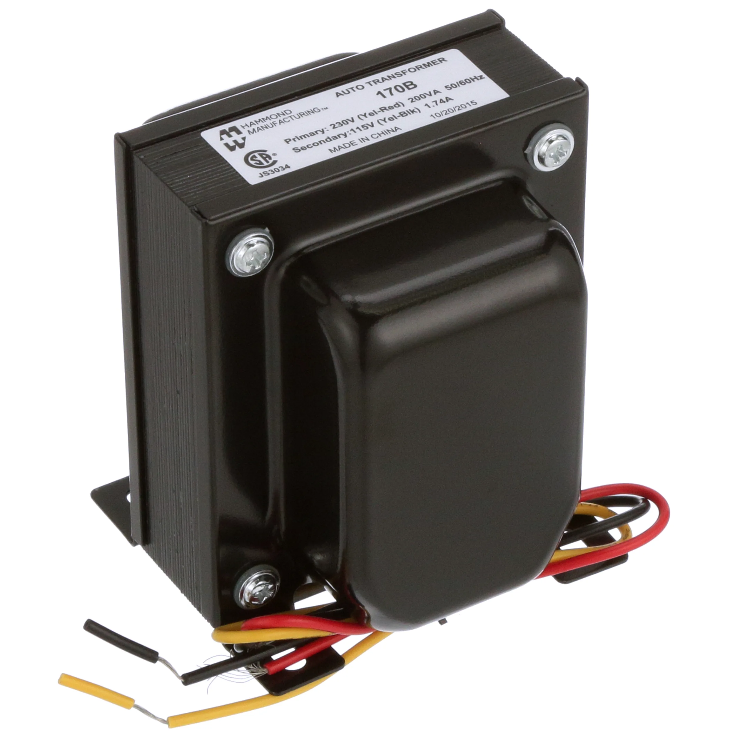 Hammond Manufacturing Transformers - 170 Series Transformers
