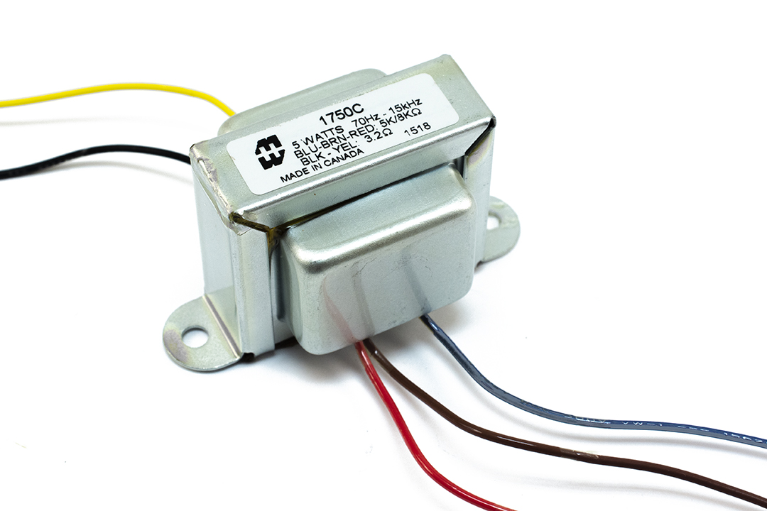 Hammond Manufacturing Transformers - 1750 Series Transformers