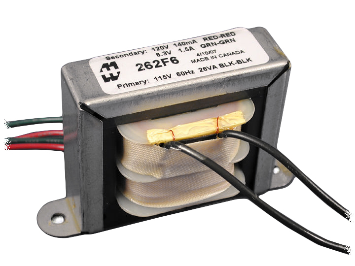 261 - 262 Series Transformers - Hammond Manufacturing Transformers